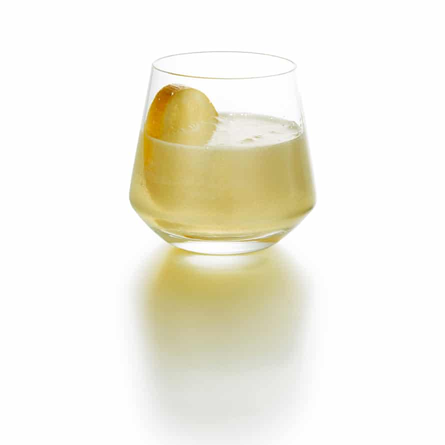 For the sake of it: the Hicce cocktail.