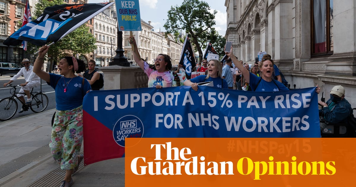 The Guardian view on public sector pay: inadequate and insulting