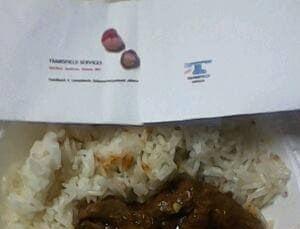 Teeth found in food in the Australian-run Manus Island detention centre