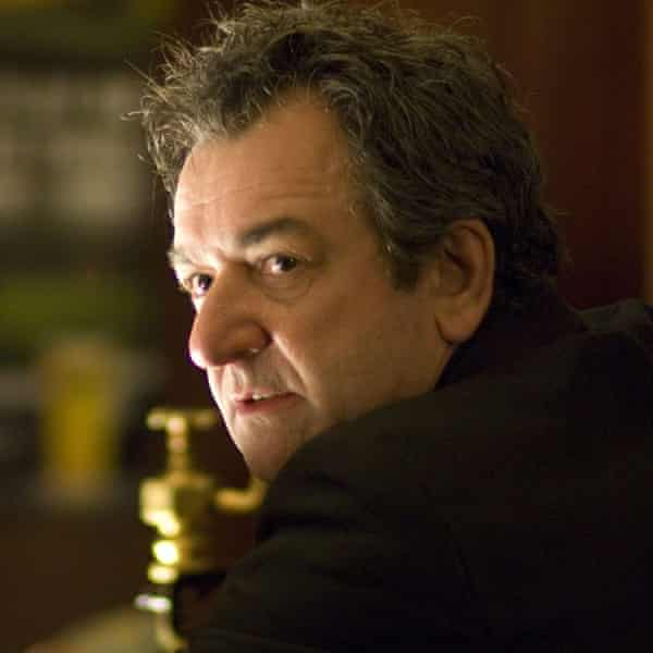 Ken Stott as Inspector Rebus.