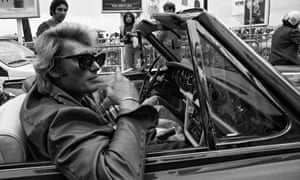 Johnny Hallyday, 'the French Elvis'