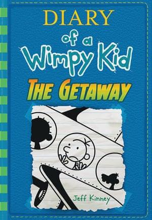 Wimpy Kid The Getaway by Jeff Kinney