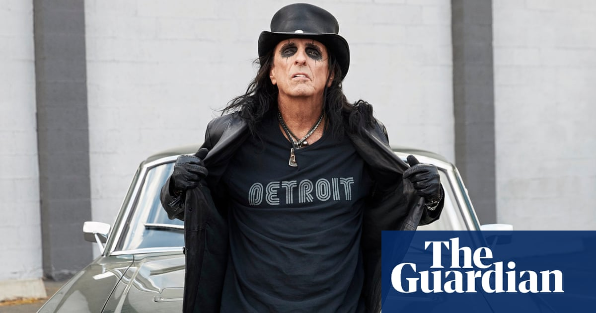 It was tribal and sexual: Alice Cooper on the debauchery of Detroit rock