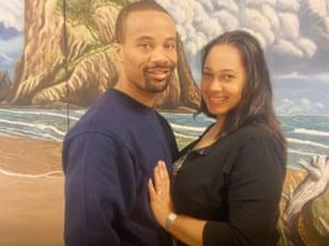 Natasha Pickens' husband Anthony is incarcerated at OSP.