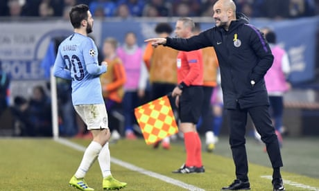 Pep Guardiola happy with Manchester City's win but concerned by gifted goals