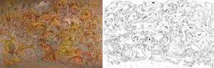 Composite: varieties of swamp dragons by Paul Kidby