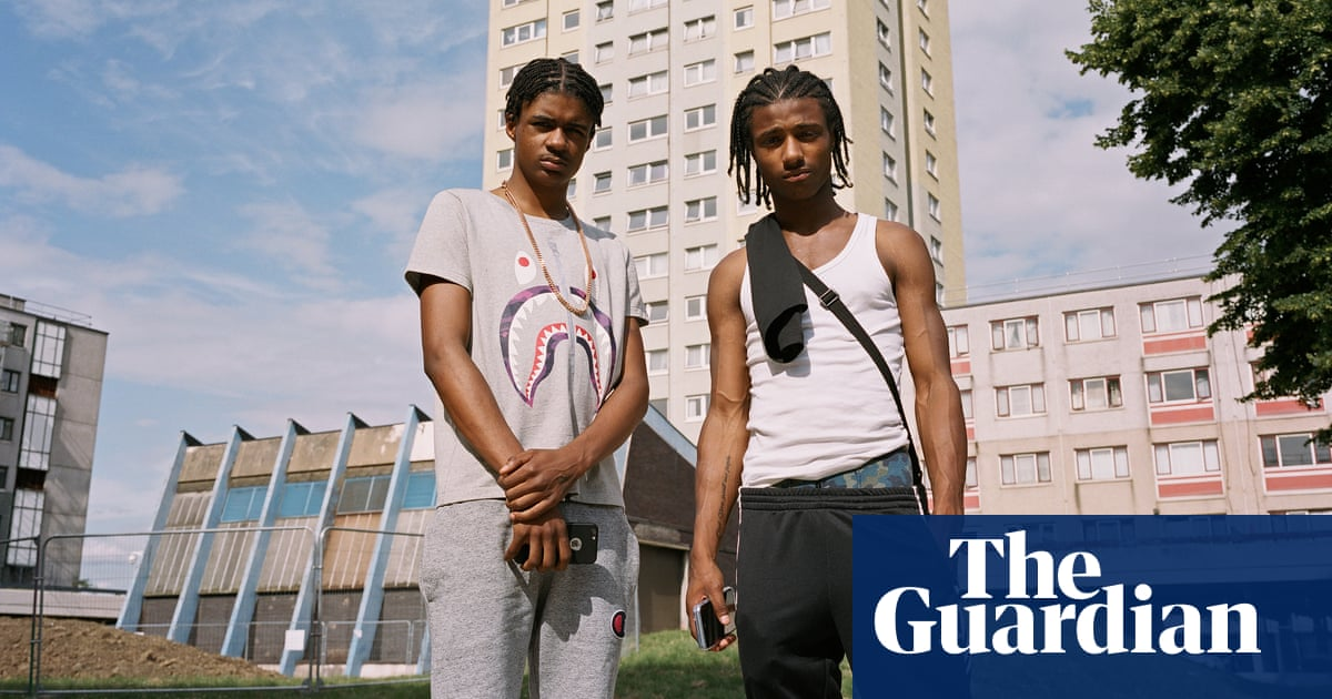UK drill rappers OFB: No one helps us round here. Music is the only way