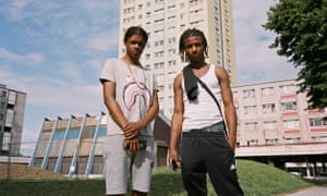 UK drill rappers OFB: 'No one helps us round here  Music is