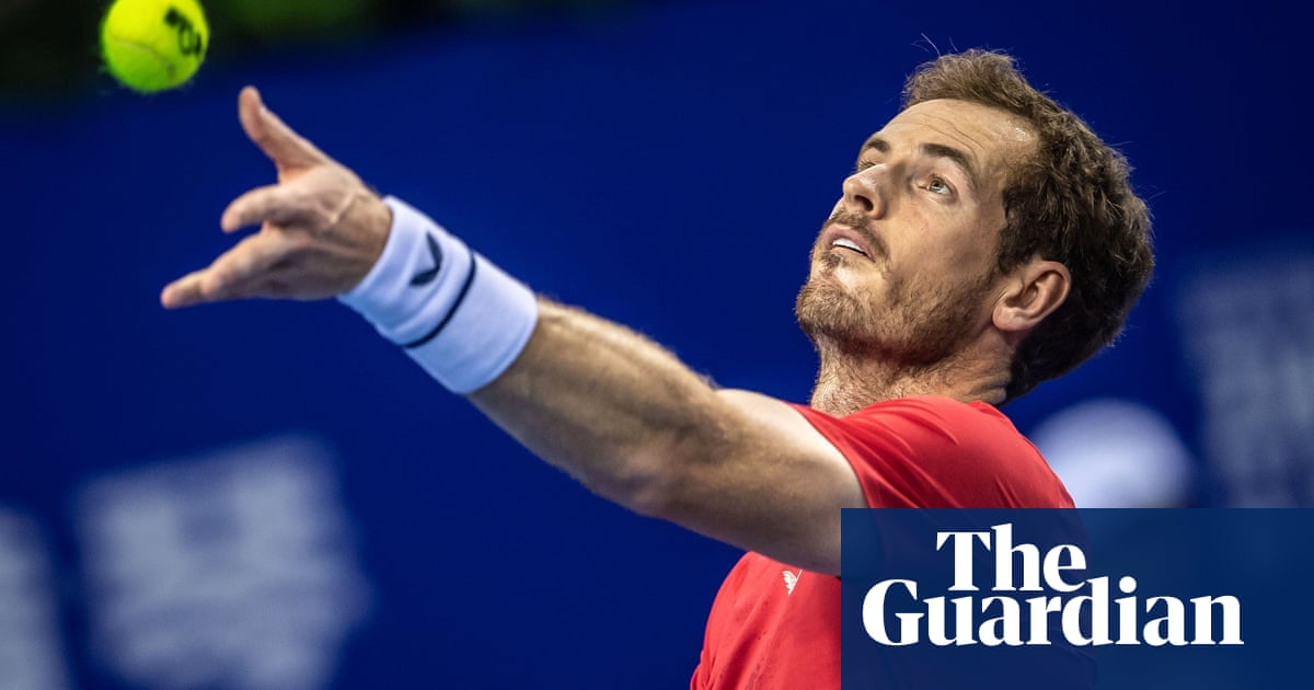 Andy Murray beats Tennys Sandgren for first Tour victory since comeback