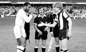 Extraordinary ... a 1979 game in Whites V Blacks: How Football Changed a Nation.