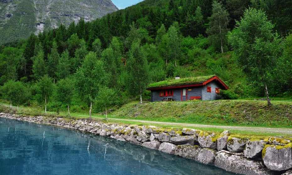 Cabin in in Loen, western Norway