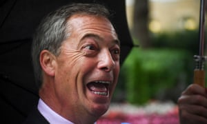 The ID group failed to convince Nigel Farage and his Brexit party to join.