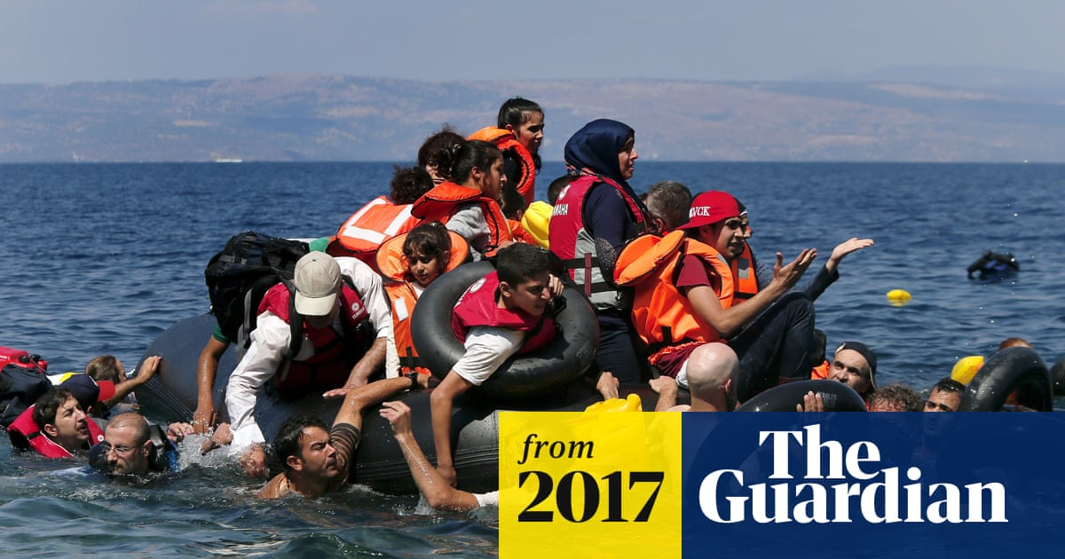 ce16d9c6c6 War and violence drive 80% of people fleeing to Europe by sea, not economics