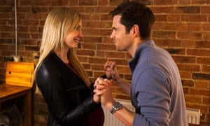 'Unimaginable struggle': Joanne Froggatt and Tom Riley in Starfish.