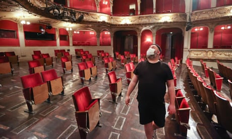 Extra legroom and no interval: Germany plans for post-lockdown theatre