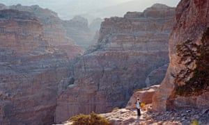 Petra's High Place of Sacrifice.