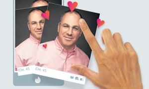 Elie Seidman … 'People filter on sexual orientation, not surprisingly.'