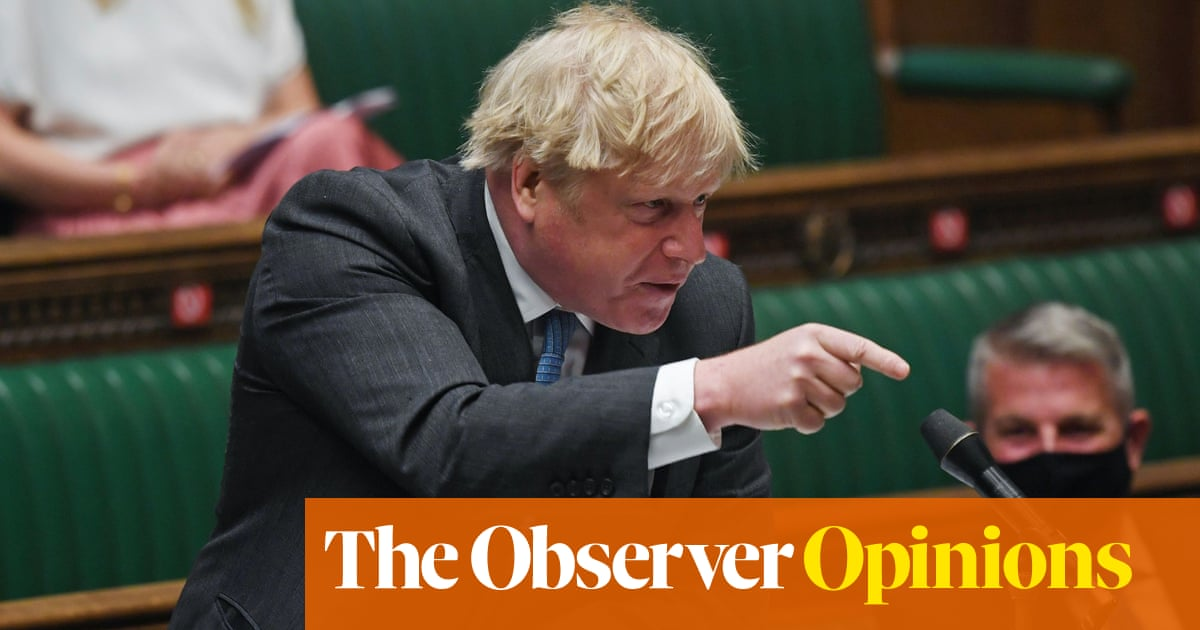 Why sleaze investigations are becoming more menacing for Boris Johnson
