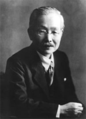 Kikunae Ikeda, who patented a process for making MSG in 1908
