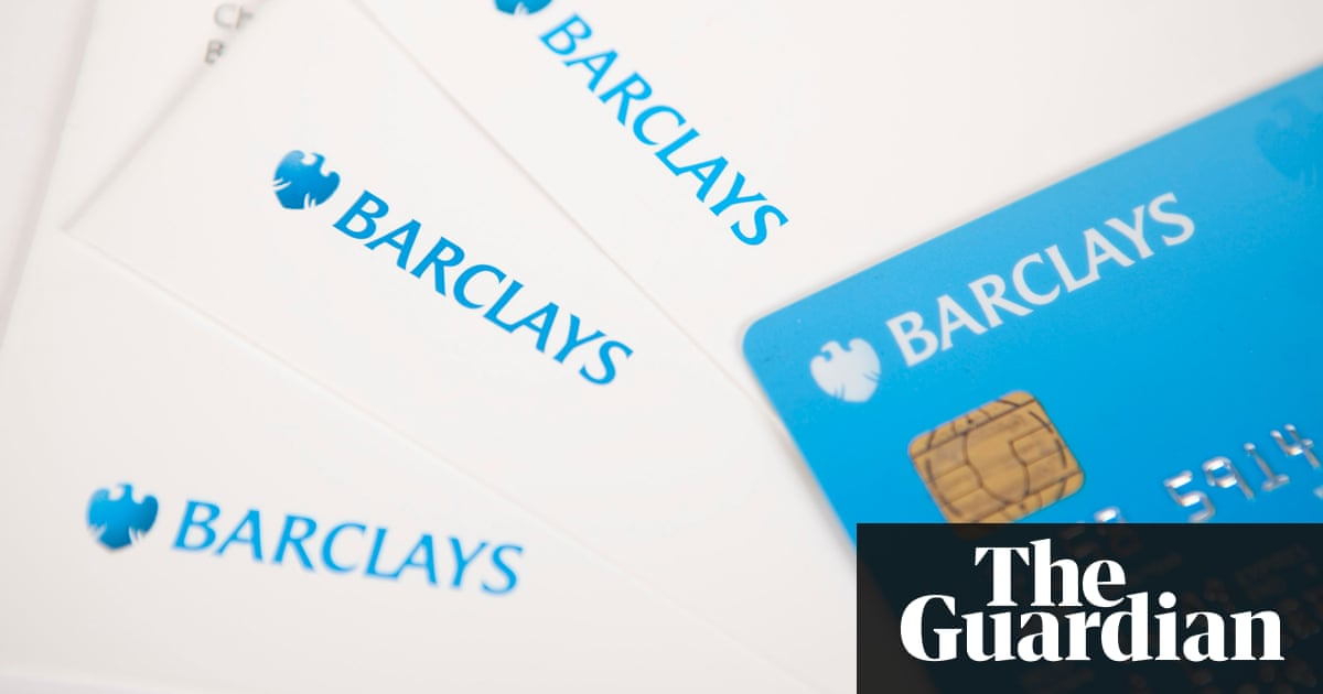 Barclays in major security breach as it admits posting out pin barclays in major security breach as it admits posting out pin numbers with new cards money the guardian colourmoves