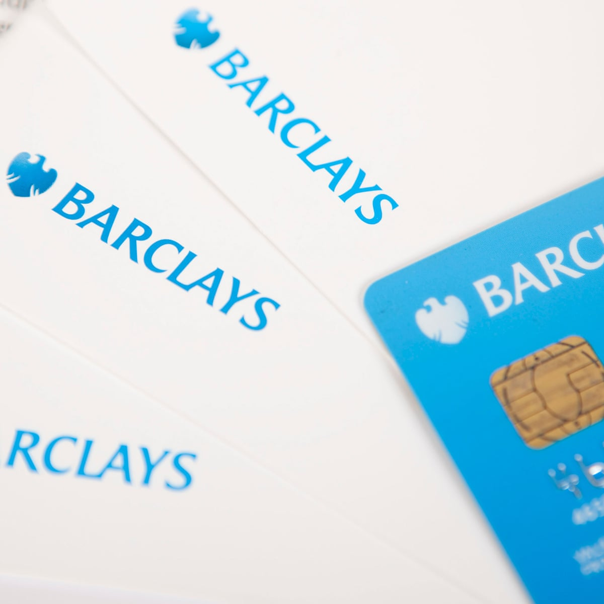 Barclays In Major Security Breach As It Admits Posting Out Pin Numbers With New Cards Banks And Building Societies The Guardian