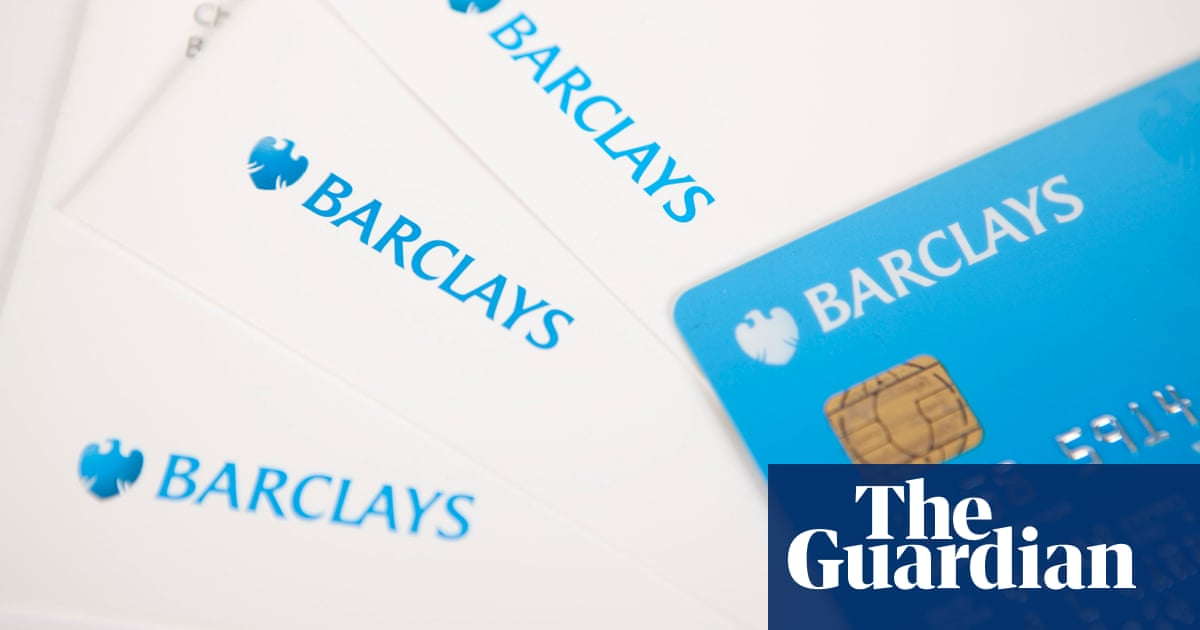 Barclays in major security breach as it admits posting out pin ...