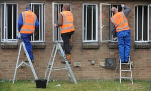 Offenders in Norfolk carrying out work as part of a community order