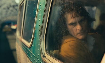 Toxic ideas … Joker, starring Joaquin Phoenix.