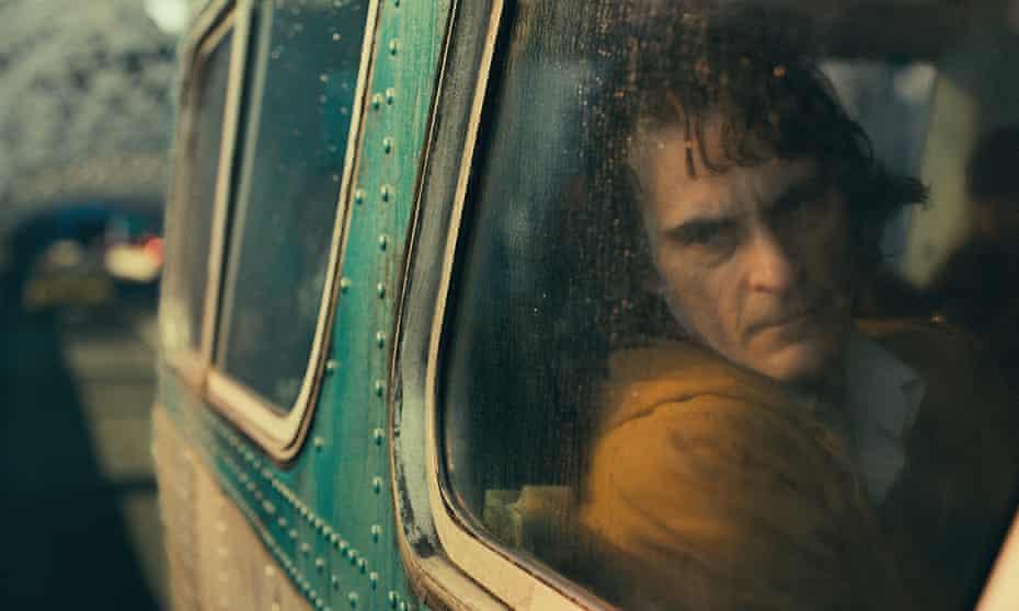 A bit of Taxi Driver, only not as good … Joker.