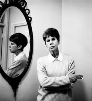 Anita Brookner in 2001