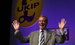 Articles supporting Brexit, backed by outgoing Ukip leader Nigel Farage, dominated the runup to the election, according to a news report