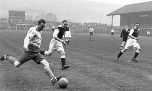 Stanley Matthews of the RAF in wartime action