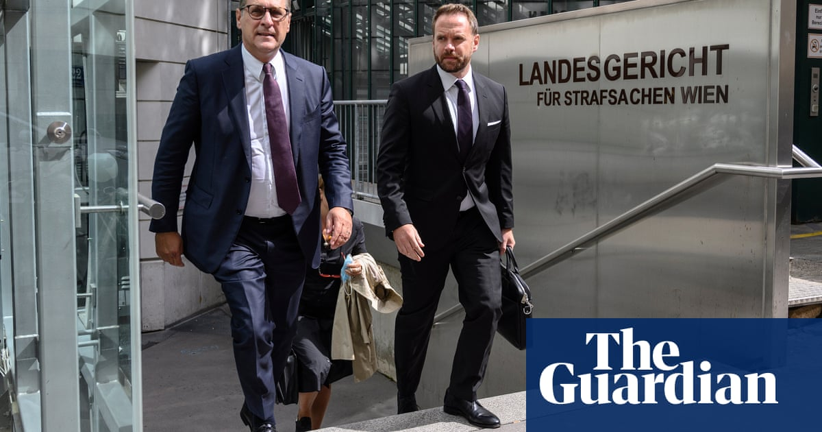 NGOs condemn trial in Austria of 'Ibizagate' whistleblower