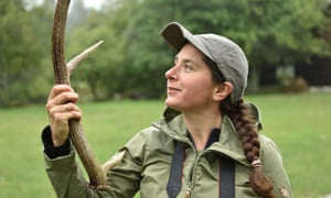 Petra Draškovič Pelc is a guide and photographer from Slovenia who took part in Rewilding Europe's training programme