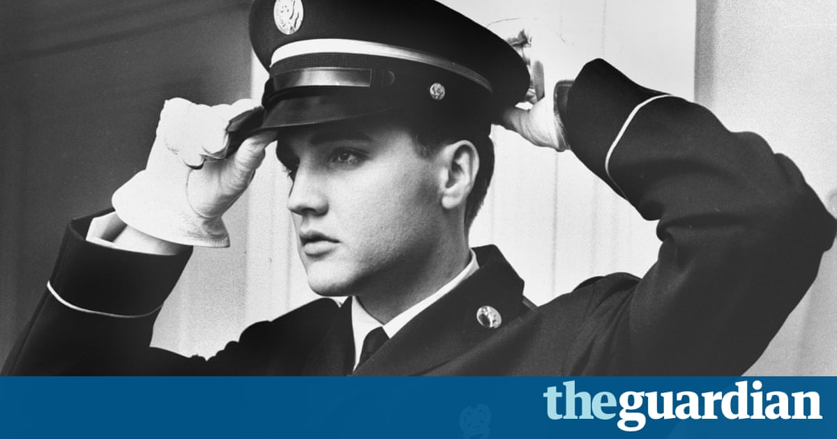 Elvis Presley A Life In Pictures 40 Years After His