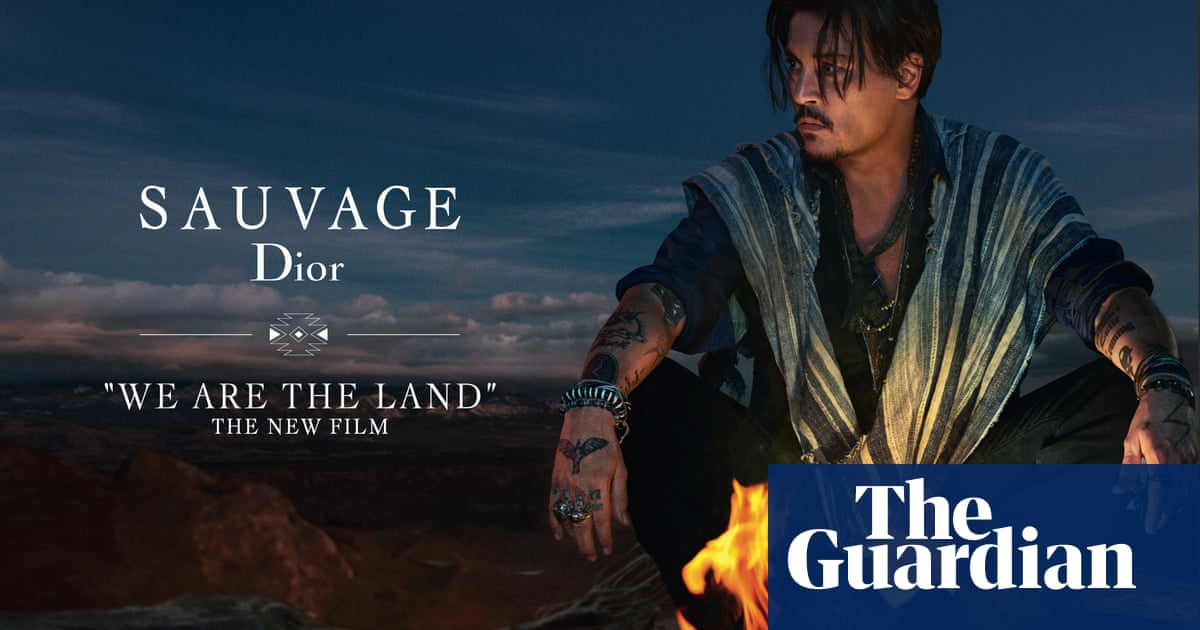 Dior perfume ad featuring Johnny Depp criticized over Native American tropes