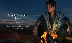 "Dior's Sauvage ad featuring Johnny Depp has been called ""deeply offensive and racist""."