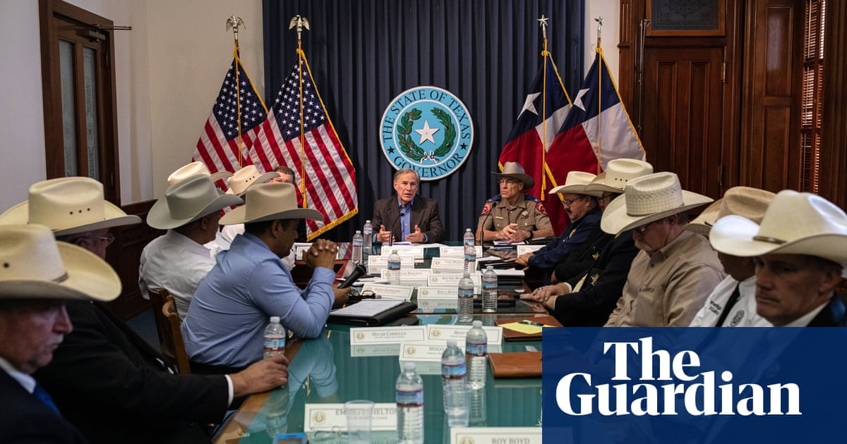Governor vows to arrest Democrats who fled Texas to block voting restrictions