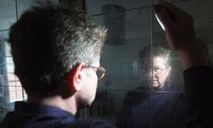 Through the glass darkly … Phyllis Nagy