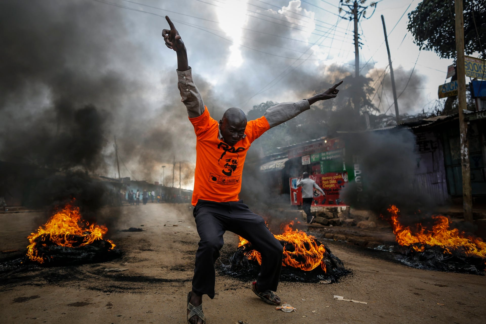 On the Kenyan repeat election: Boycotts and fresh trouble