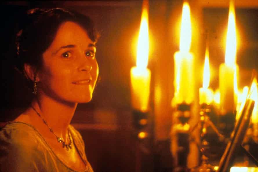 Amanda Root as Anne Elliot in Persuasion.