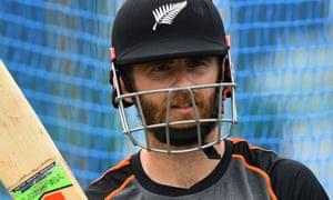 New Zealand captain Kane Williamson