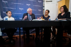 Bernie Sanders discusses his 'Family First' immigration plan.