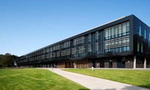 University of West Scotland, main campus.