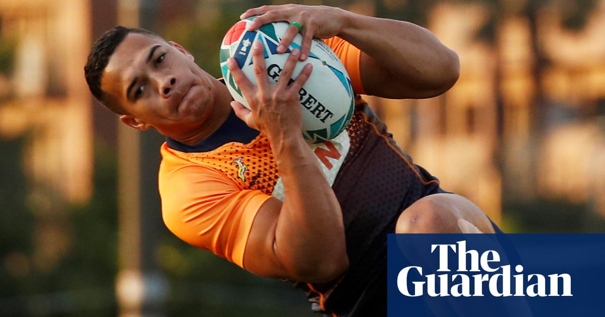 World class Kolbe returns for South Africa in Rugby World Cup final