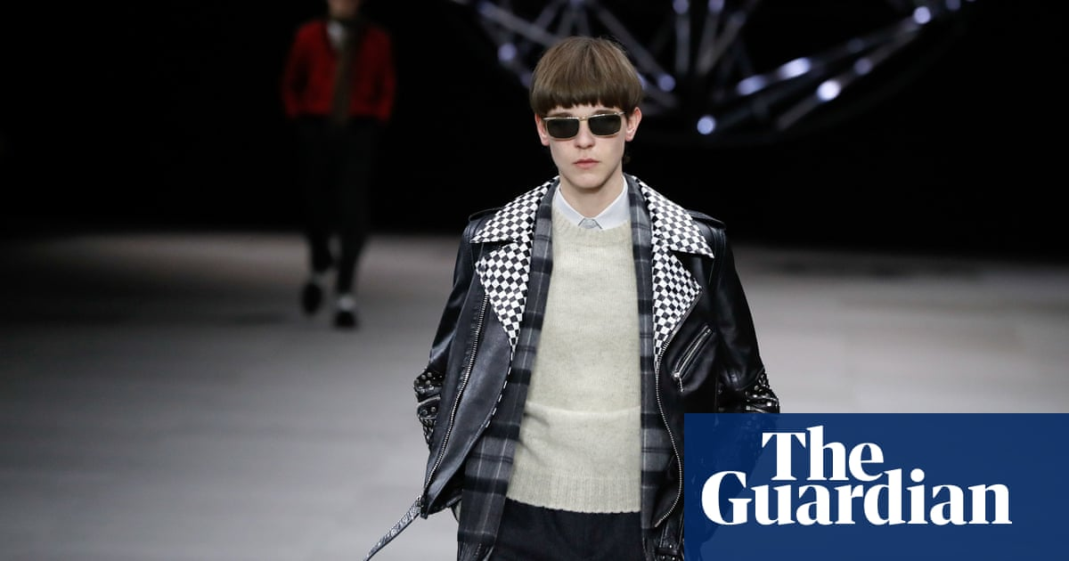 d5f72afc83fb Hedi Slimane broadens his vision of Celine with his debut menswear show