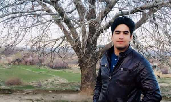 Fada Mohammad, a 24-year old dentist who lived in the outskirts of Kabul, was one of the men who fell from the plane as it left Kabul airport on 16 August
