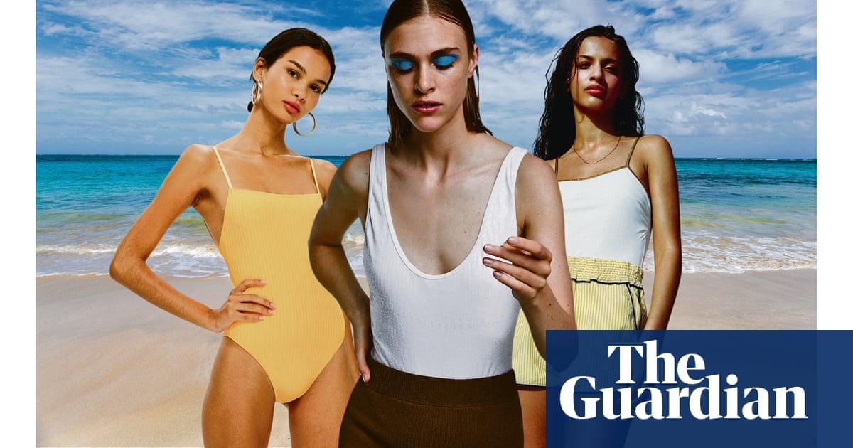 7da56026505 Amphibious dressing: how swimwear became daywear | Fashion | The ...