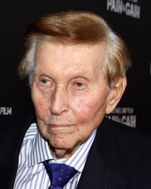 Sumner Redstone said in a profanity-laced deposition that he wanted his daughter, Shari, to make medical decisions for him.