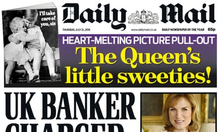 Daily Mail: the decline in print advertising has slowed since the Brexit vote